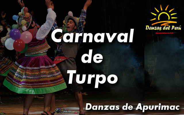danza carnaval de turpo apurimac