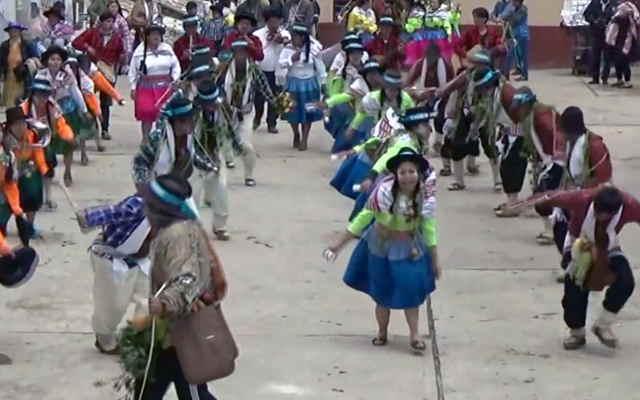 danza pukllay ccarmencca