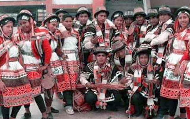danza cintachicuy reseña historica
