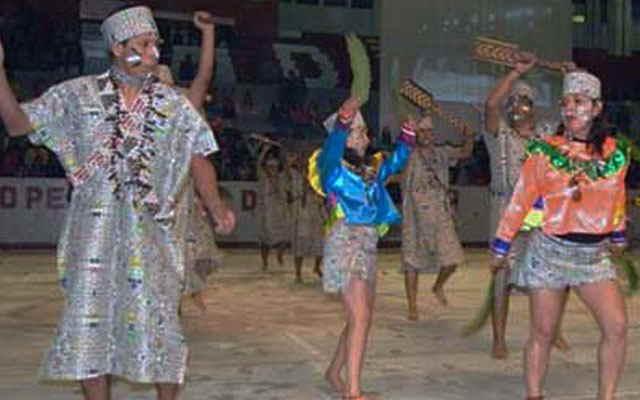 danza shipibo