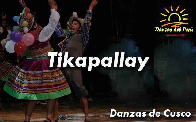 danza tikapallay cusco