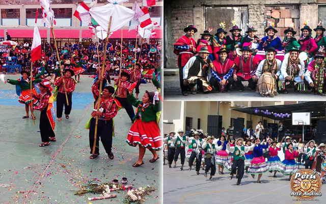 danza vitor colcabamba