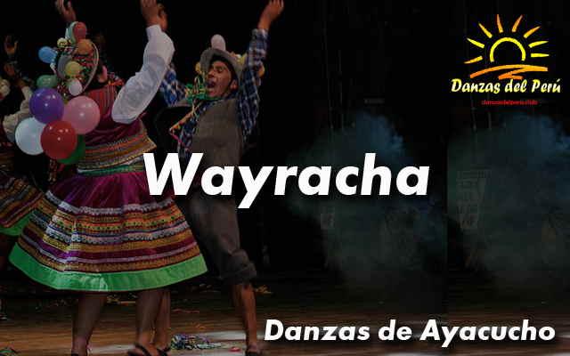danza wayracha de ayacucho