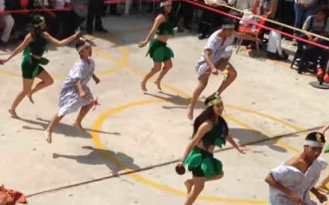 danza paqueri munashma ayacucho