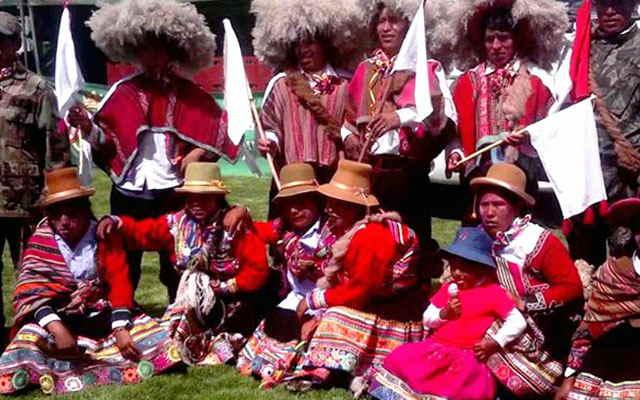 danza carnaval de sullumayo