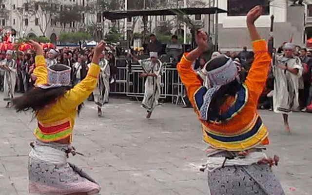 vestimenta de la danza ani sheati