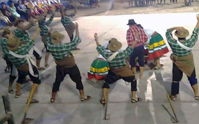 vestimenta de sara kutipay de abancay