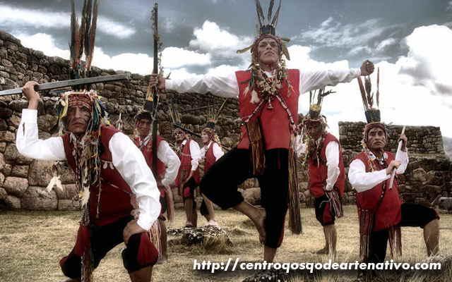 danza qara chunchu reseña historica
