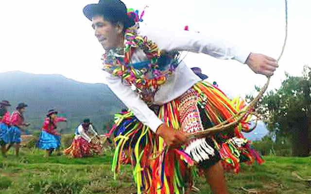 huaracanakuy carnaval de huayhuas