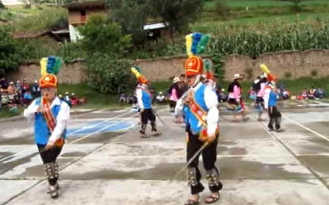 Huanquillas de Chinchobamba reseña historica