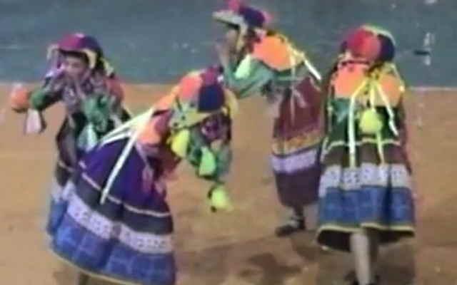 danza llachay ayacucho reseña historica