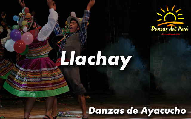 danza llachay de angamos