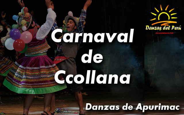 danza carnaval de ccollana apurimac