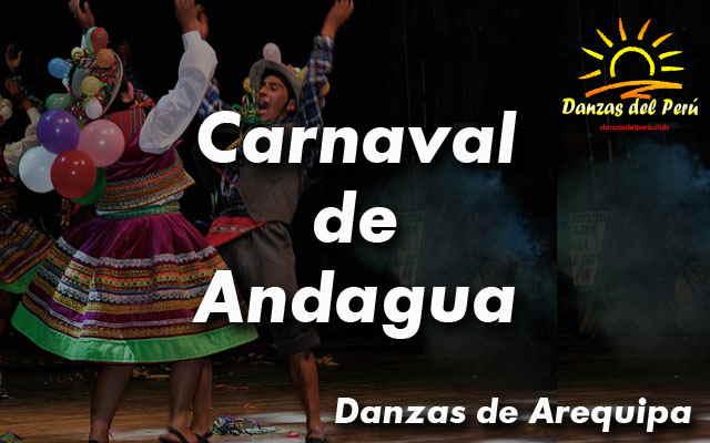 danza carnaval de andagua arequipa