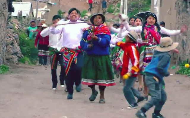 carnaval de andagua reseña historica