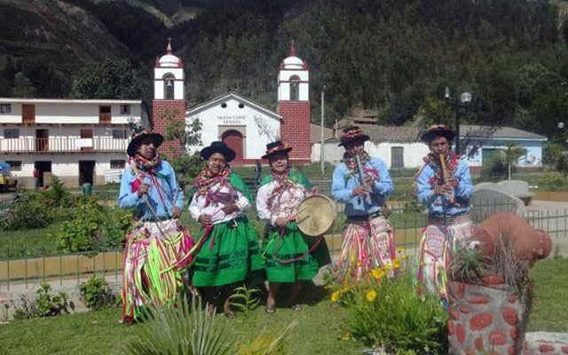 carnaval en chilcas