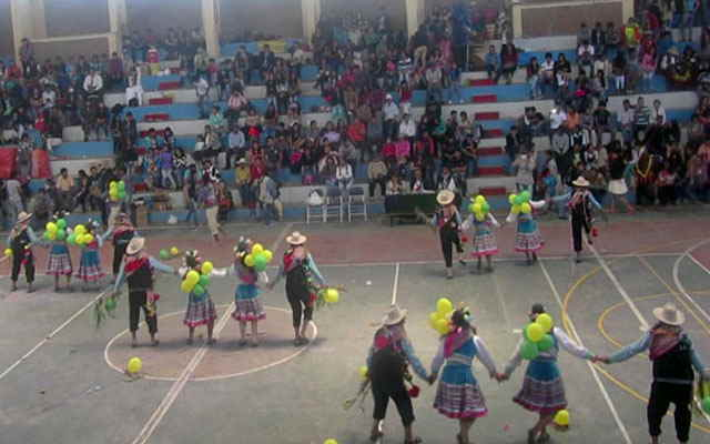 danza carnaval andagua