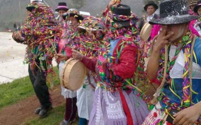 danza carnaval chilcas