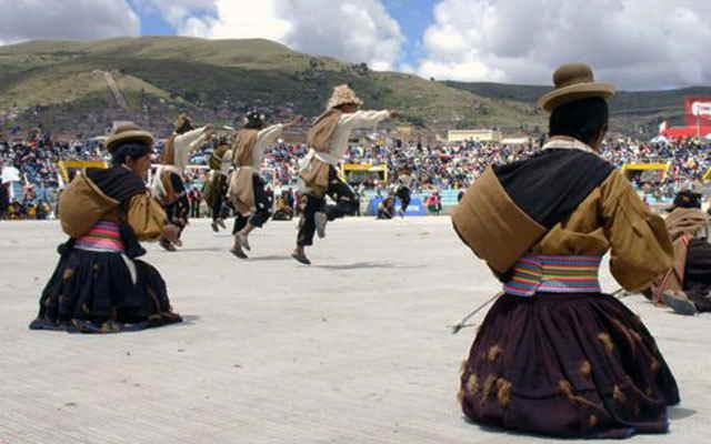 danza chokelas