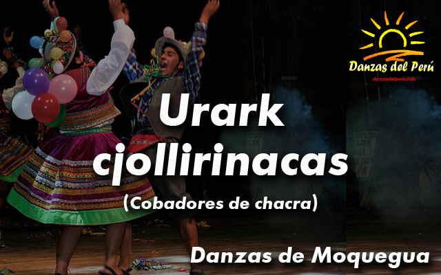 danza urark cjollirinacas moquegua