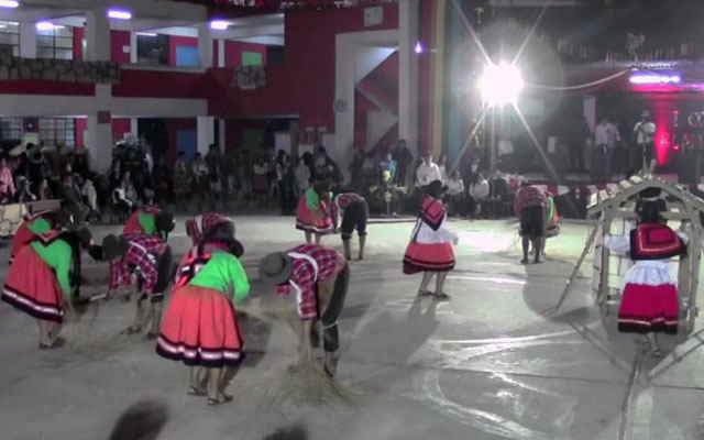 danza wasichacuy vestimenta