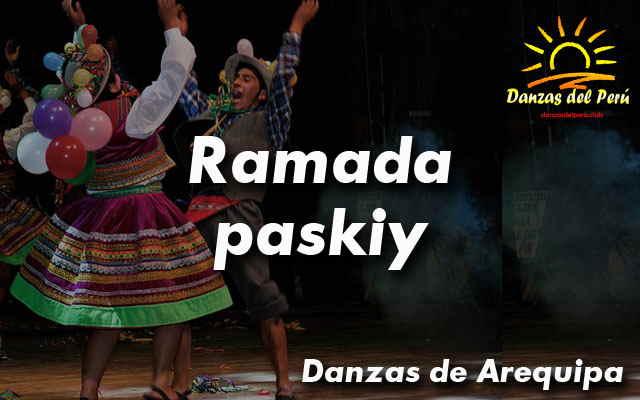 danza ramada paskiy de alca arequipa