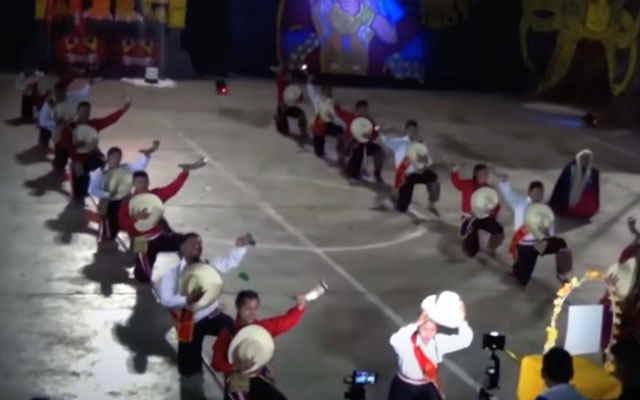 baile san francisco de chuclalas