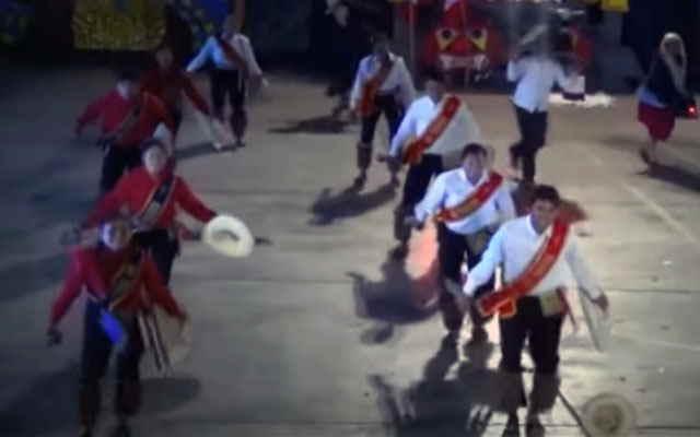 danzas de chuclalas