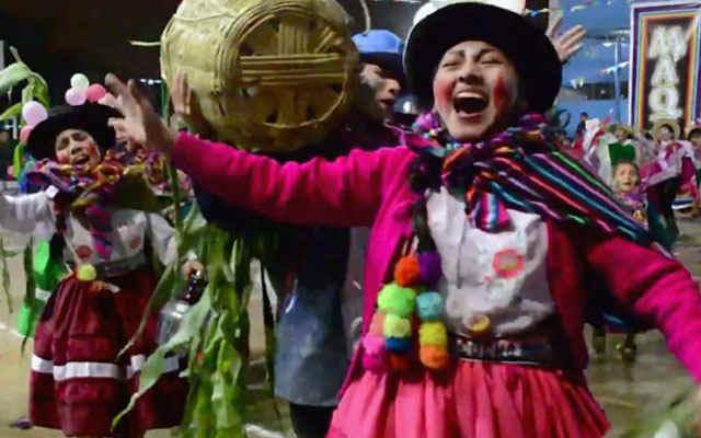 carnaval de huanupampa reseña historica