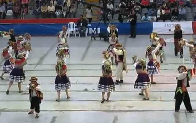 danza carnaval huamanilla