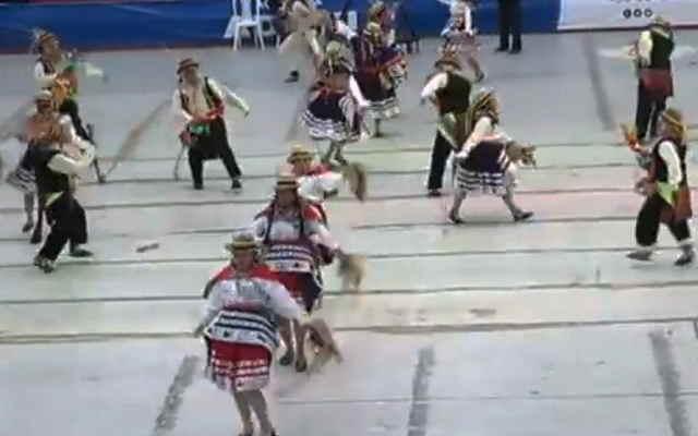 danza carnaval wamanilla puqllay