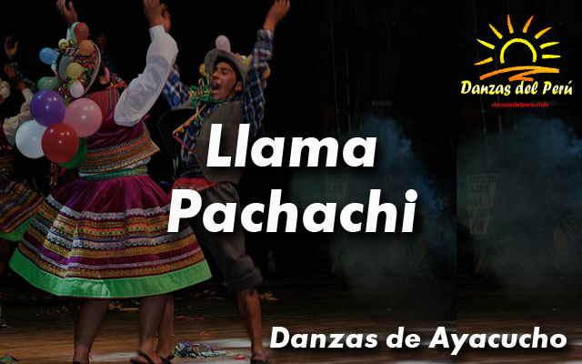 danza llama pachachi ayacucho