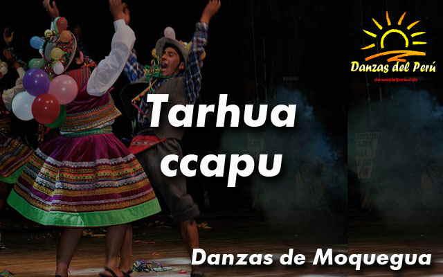 danza tarhua ccapu moquegua