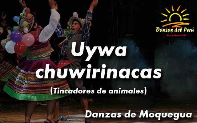 danza uywa chuwirinacas moquegua