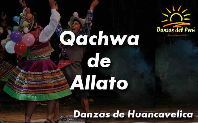 danza qachwa de allato huancavelica