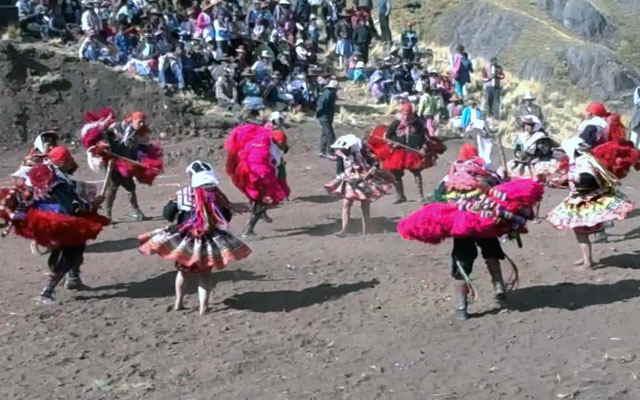 danza hatun pukllay