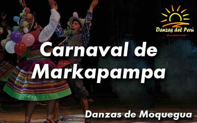 danza carnaval de markapampa moquegua