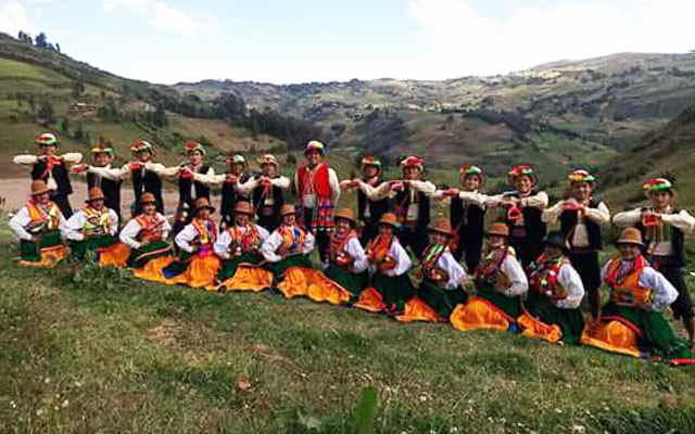danzas de moquegua