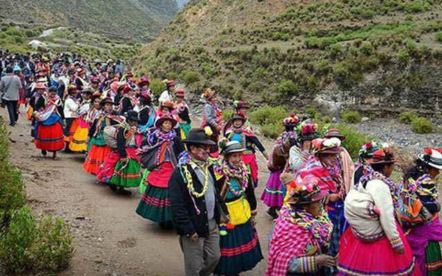 carnaval ichuña