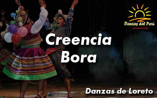 Danza Creencia Bora – Loreto