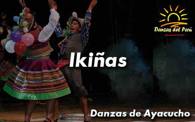 Danza Ikiñas de Patasucru – Ayacucho