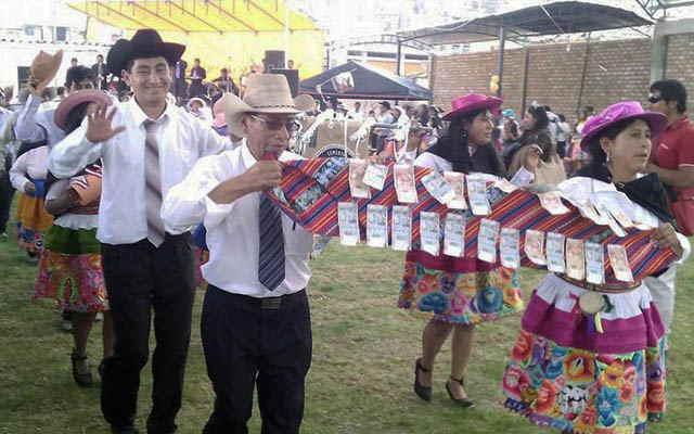 danza la palpa wanka