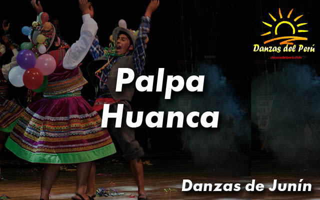 danza palpa huanca junin