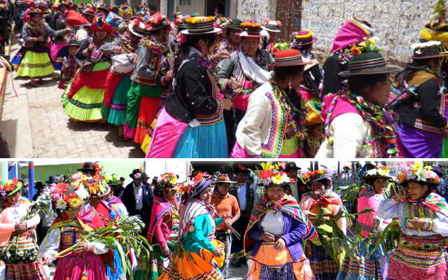 fiesta carnaval moquegua