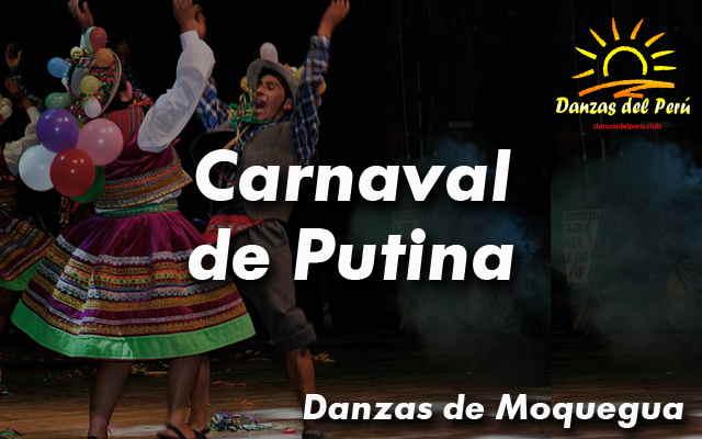 Danza Carnaval de Putina – Moquegua