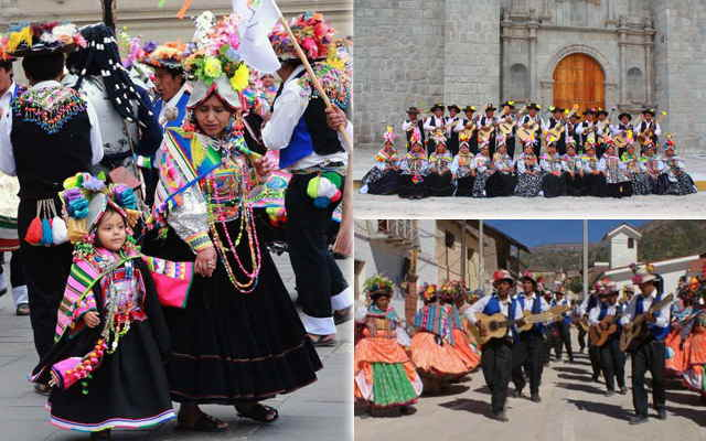 baile del sarawja moquegua