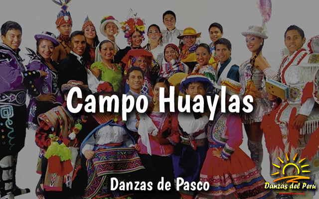 danza campo huaylas de pasco