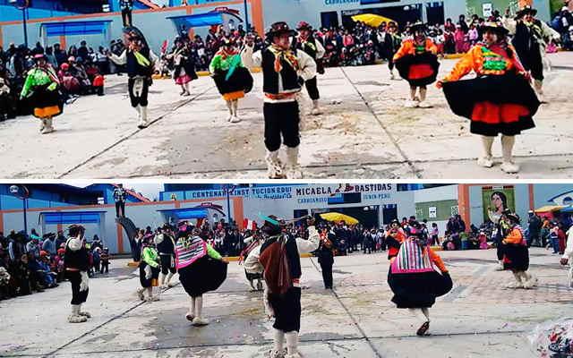 origen e historia de la danza chacramanay de cerro de pasco