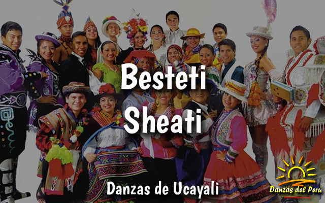danza besteti sheati de ucayali