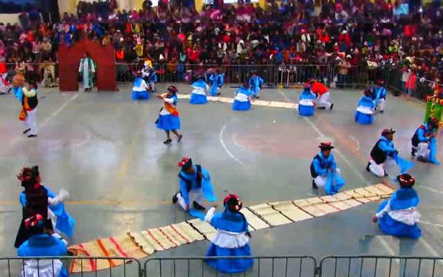 danzas tipicas de vilcabamba pasco